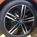 New Tire and Size for BMW i3